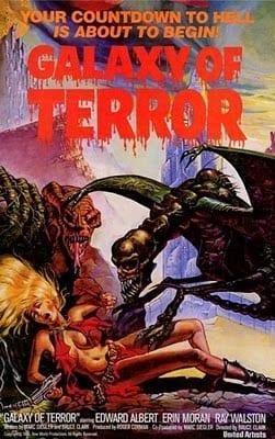 Galáxia do Terror