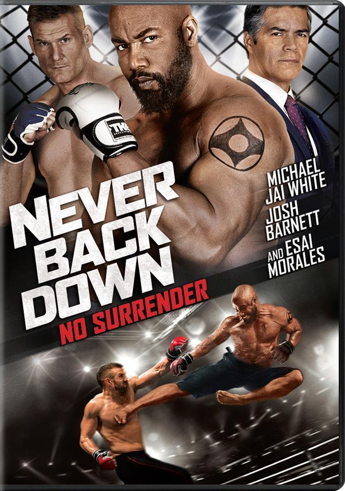 Never Back Down No Surrender