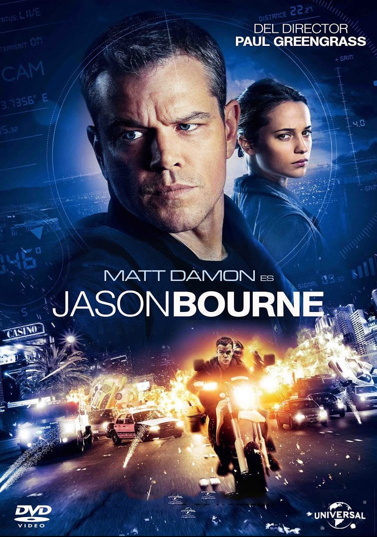 Jason Bourne Filme Stream