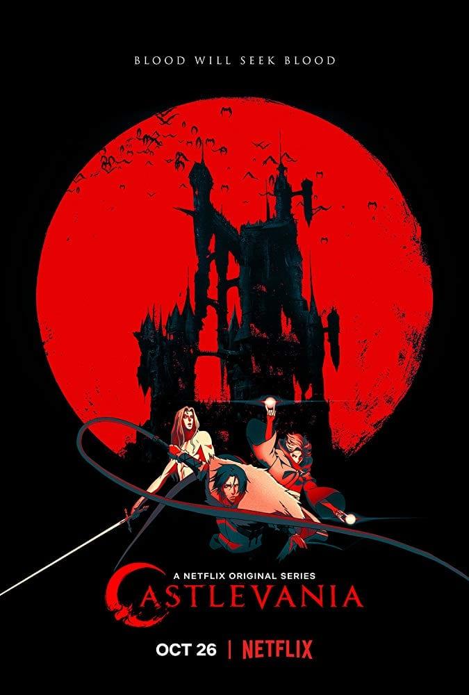 Castlevania: 2ª Temporada Completa