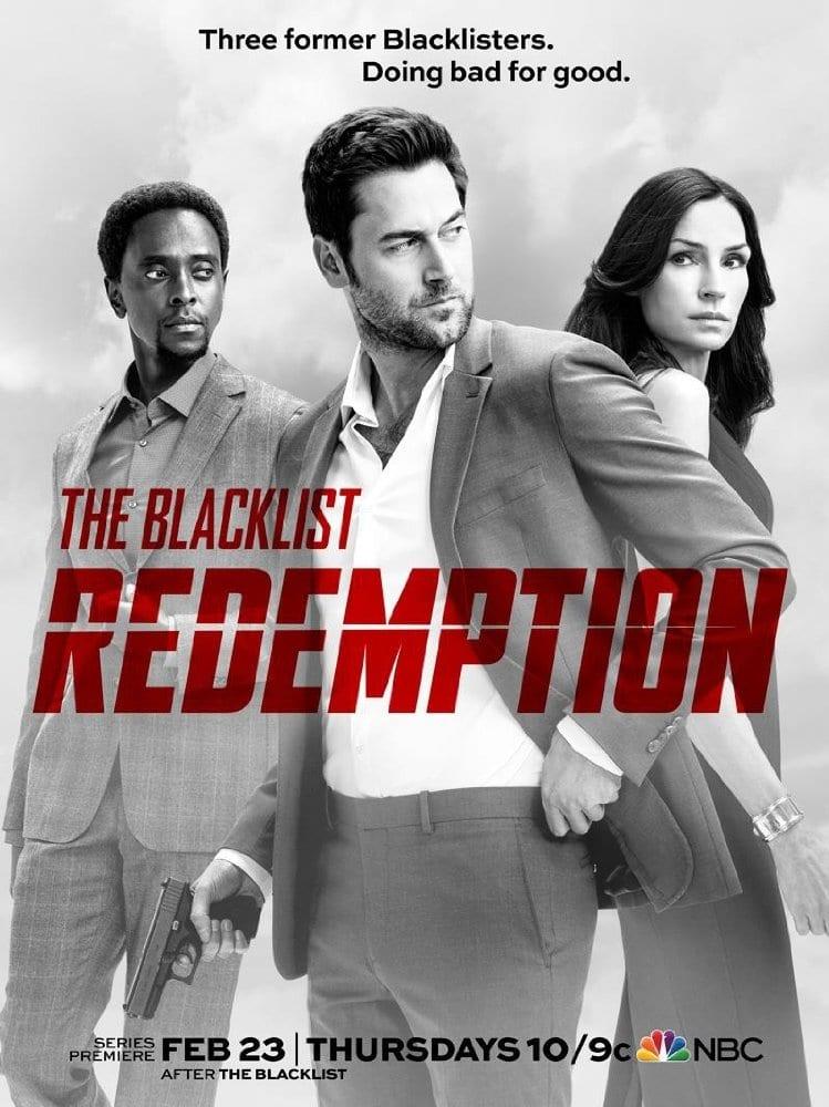 The Blacklist: Redemption: 1ª Temporada Completa