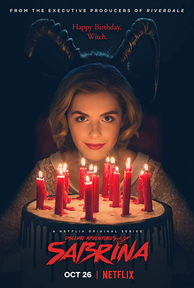 O Mundo Sombrio de Sabrina: 1ª Temporada