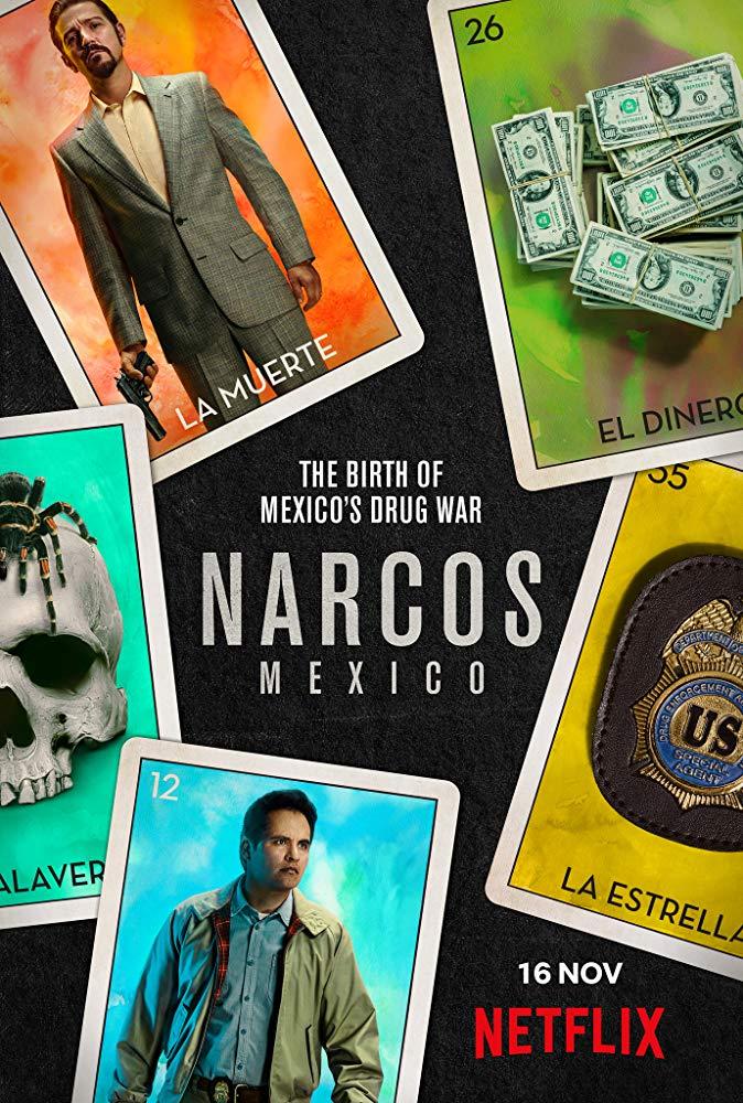 Narcos: Mexico – 1ª Temporada Completa